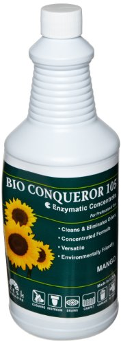 UPC 760034810616, Fresh Products 12-32BWB-MG 12 Quart Bio Conqueror 105 Enzymatic Concentrate with Mango Fragrance (Case of 12)