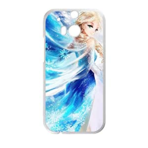 SANYISAN Frozen Princess Elsa Cell Phone Case for HTC One M8