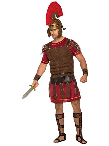 (Forum Novelties Unisex Child Standard Roman Centurion Costume, Multicolor,)