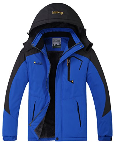 - Waterproof Mens Snow Ski Jacket Winter Snowboard Windproof Rain Skiing Jackets
