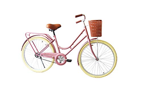 Black Panther Bicicleta Vintage Retro Clasica Rodada 26 Modelo Maja Equipada-Ros