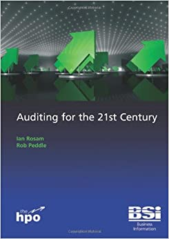 Book Auditing for the 21st century