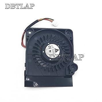 DBTLAP Ventilador de la CPU del Ordenador Portátil para ASUS EPC 1001 1001HA 1005HA 1008HA 1005PX 1001PXQ 1005P EEE PC 1005PXD MF40070V1-Q000-S99 R101D R101 ...