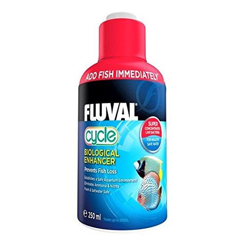 Fluval Biological Enhancer for Aquarium, 8.4-Ounce ()