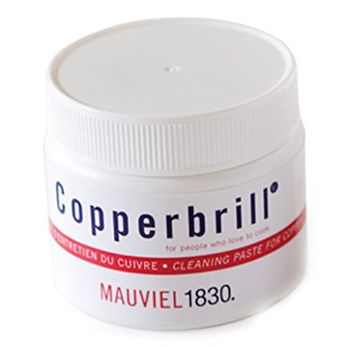 (Mauviel Made In France Copperbrill Copper Cleaner, 150 ml)