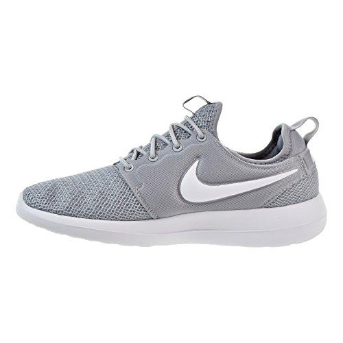 Nike Roshe Twee Damesschoenen Wolf Grijs / Wit / Wolf Grijs 844931-009