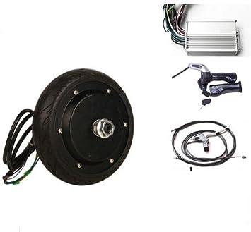 GZFTM 6,5 Pulgadas 350 W 24 V eléctrico Roller Motor Kit ...