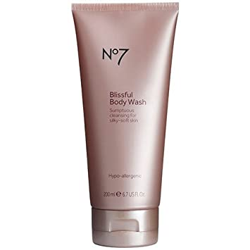 BOOTS No7 Blissful Body Wash by curveland