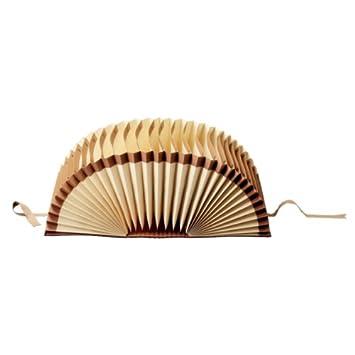 Leitz 31 - Archivador tipo acordeón con índice de la A a la Z, 31 compartimentos, color marrón: Amazon.es: Oficina y papelería