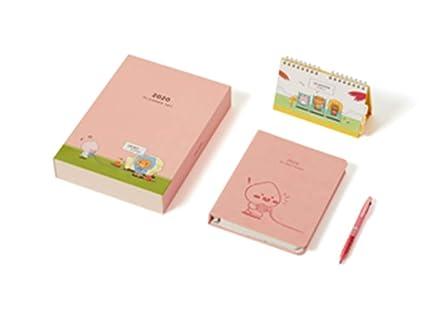 Amazon.com: Kakao Friends 2020 - Calendario y planificador ...