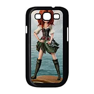 the pirate fairy zarina Samsung Galaxy S3 9300 Cell Phone Case Black 53Go-464884