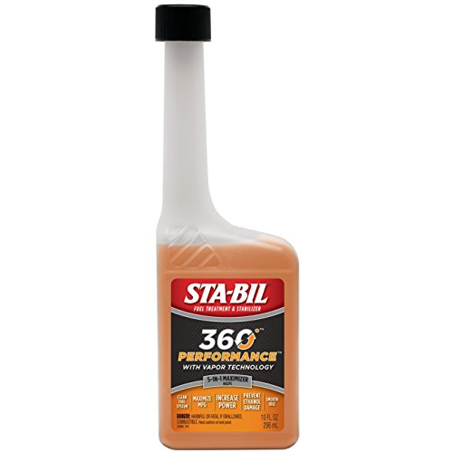 STA-BIL 22264 360 Performance with Vapor Technology -10 oz.