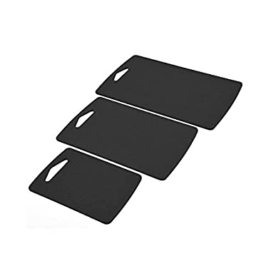 Prep Series Cutting Boards By Epicurean, 3 Piece Set, Slate