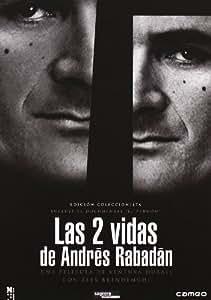 Las 2 Vidas De Andrés Rabadán + El Perdón [DVD]
