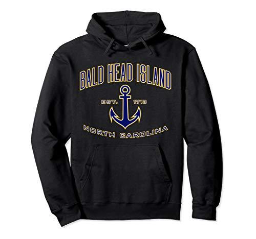 Bald Head Island NC Hoodie for Women & Men (Bald Head Island)
