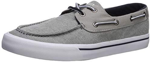 Tommy Hilfiger Men's Reynard Sneaker, Dark Grey, 11.5 M US