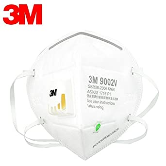 Generic Respirators Mask Dust Particulate Face Safety 3m9002v Mist