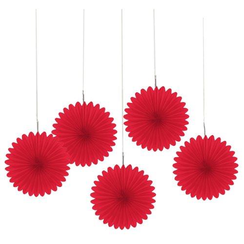 Red Birthday Decorations Amazoncom