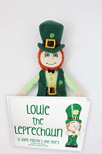 Louie the Leprechaun: A St. Patrick's Day Tale - Book/Toy ]()