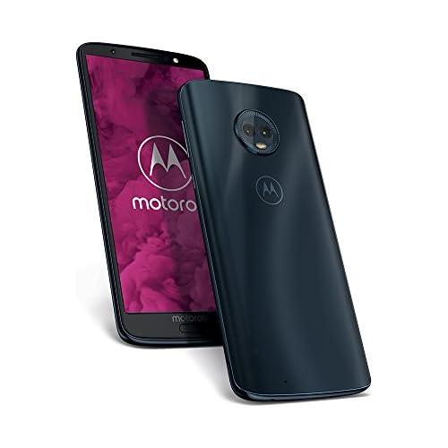 chollos oferta descuentos barato Motorola Moto G6 Smartphone libre Android 9 ready pantalla de 5 7 4G cámara de 12 MP 4 GB de RAM 64 GB Dual Sim color azul índigo Exclusivo Amazon