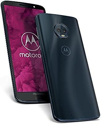 Motorola Moto G6 - Smartphone libre Android 9 ready (pantalla de ...