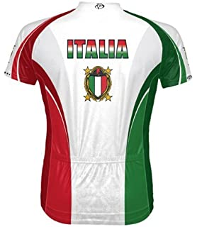Primal Wear The Italy Italia Cycling Jersey Men s Short Sleeve 53470750a
