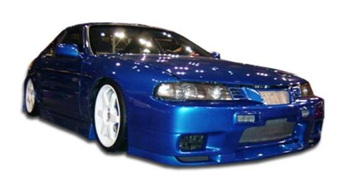 Duraflex ED-CNZ-535 R33 Body Kit - 4 Piece Body Kit - Compatible For Honda Prelude 1992-1996 ()
