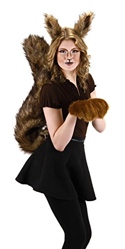 Adult Squirrel Costumes (elope Deluxe Oversized Squirrel Ears)