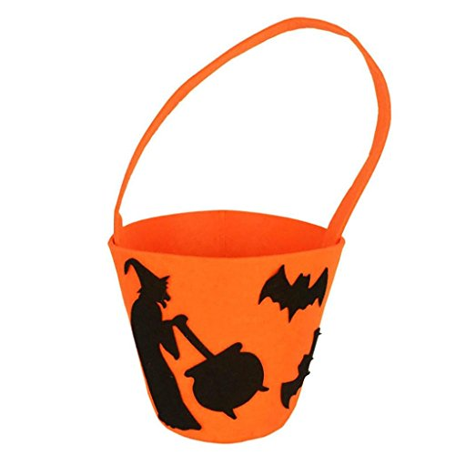 Single HAPPY Devil Storage Bag Bag L Handbags Skull Pumpkin Emoji Halloween Accessory Boys Funny Girls Bag Large Vovotrade capacity Entertainment Bags Baby Candy Z5qvv