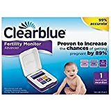 Clearblue Advanced Fertility Monitor 1 Touch Screen Monitor