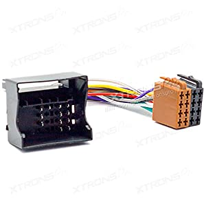 414G0lKQtzL._SY300_ xtrons renault megane scenic car iso radio plug adapter auto xtrons wiring diagram at crackthecode.co