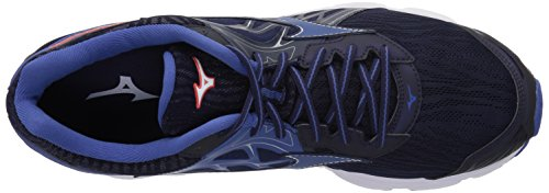 Cherry Mizuno Tomato Evening Blue Men's Shoe Wave Running Inspire 14 S1ARSq
