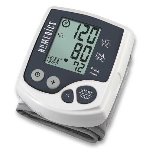 SPECIAL PACK OF 3-Blood Pressure Wrist Monitor w/ Smart Technology by Marble Medical