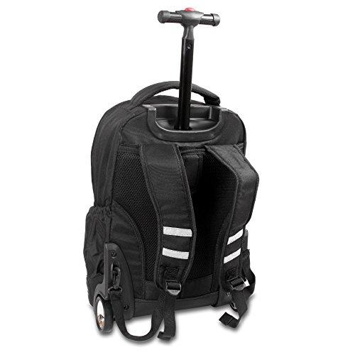 Buy rolling book bag