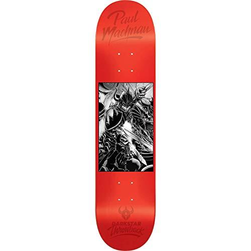 ピクニックをする知っているに立ち寄るスリチンモイDarkstarスケートボードポール?Machnau ThrowbackスケートボードデッキImpact Light – 8.25