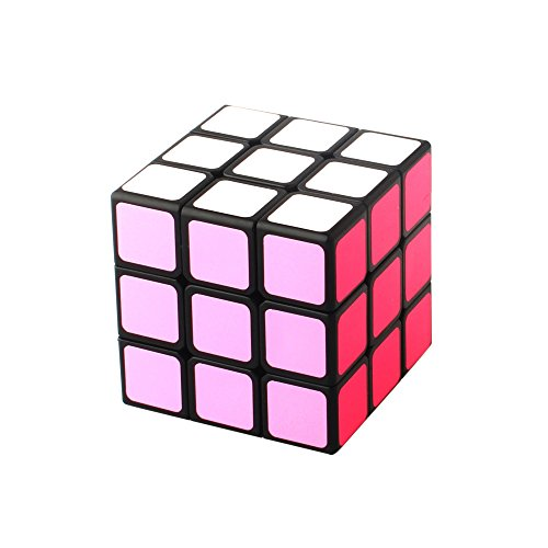 Baidecor Pink Cube Puzzle 3 Layers For Girl
