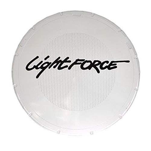 Lightforce Wide Angle Clear Combo Driving Cover for 240 Driving Light Fcbwd