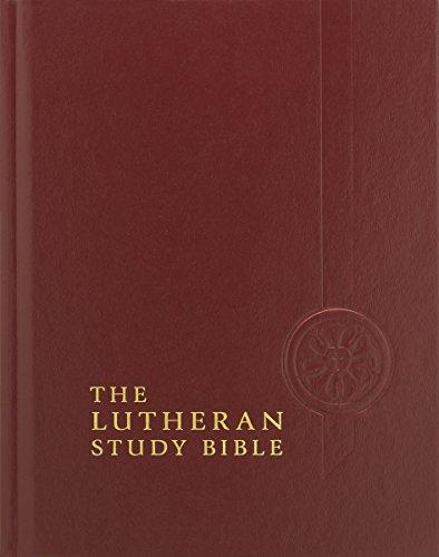 The Lutheran Study Bible