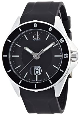 Play Men's Watch Dial Color: Black