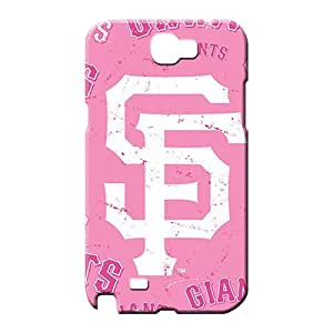 samsung note 2 Sanp On Protection Hot New phone cases covers san francisco giants mlb baseball