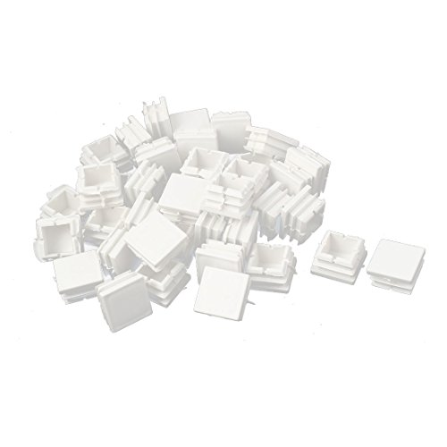 uxcell Plastic Square Tubing Insert