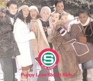 Puppy Love: Sleigh Ride