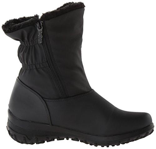 Totes Donna Rikki Ankle-boot Alto Nero