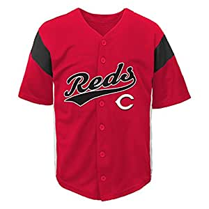 ... Amazon.com Cincinnati Reds - MLB Jerseys Clothing Sports Outdoors ... 3878681d7
