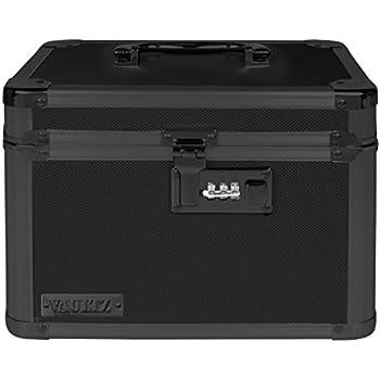Amazon Com Vaultz Locking Ammo Box With Tether 10 X 7