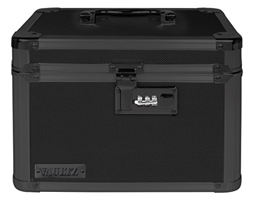 Vaultz Locking Storage Box, 7.8