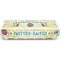 Vital Farms Non-GMO Pasture-Raised Large Eggs 12ct