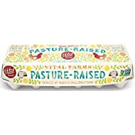 Vital Farms Non-GMO Pasture-Raised Large Eggs 12ct