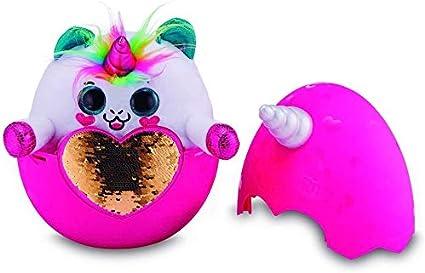 Rainbocorns giocattolo grande fiocco sorpresa uovo d/'oro e accessori MISTERO Giocattolo Sorpresa 25+
