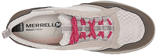 Merrell Albany Rift del cordón resistente ocasional con cordones Coriander